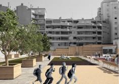 Proposta de remodelació de la plaça Josep Pallach i Carolà