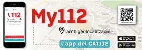 Nova APP per trucar al CAT112 amb geolocalització
